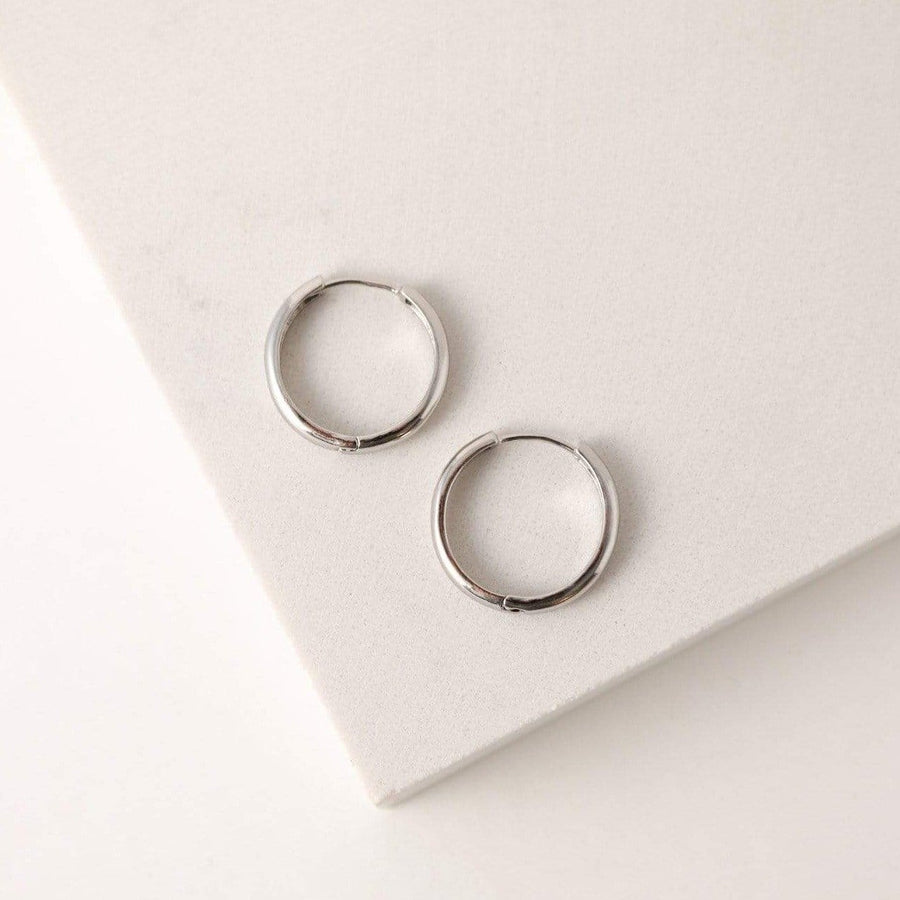 Bea 20mm Hoop Earrings
