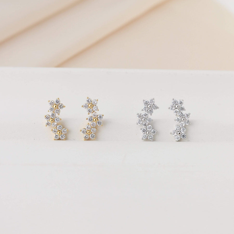 Blossom Climber Earrings