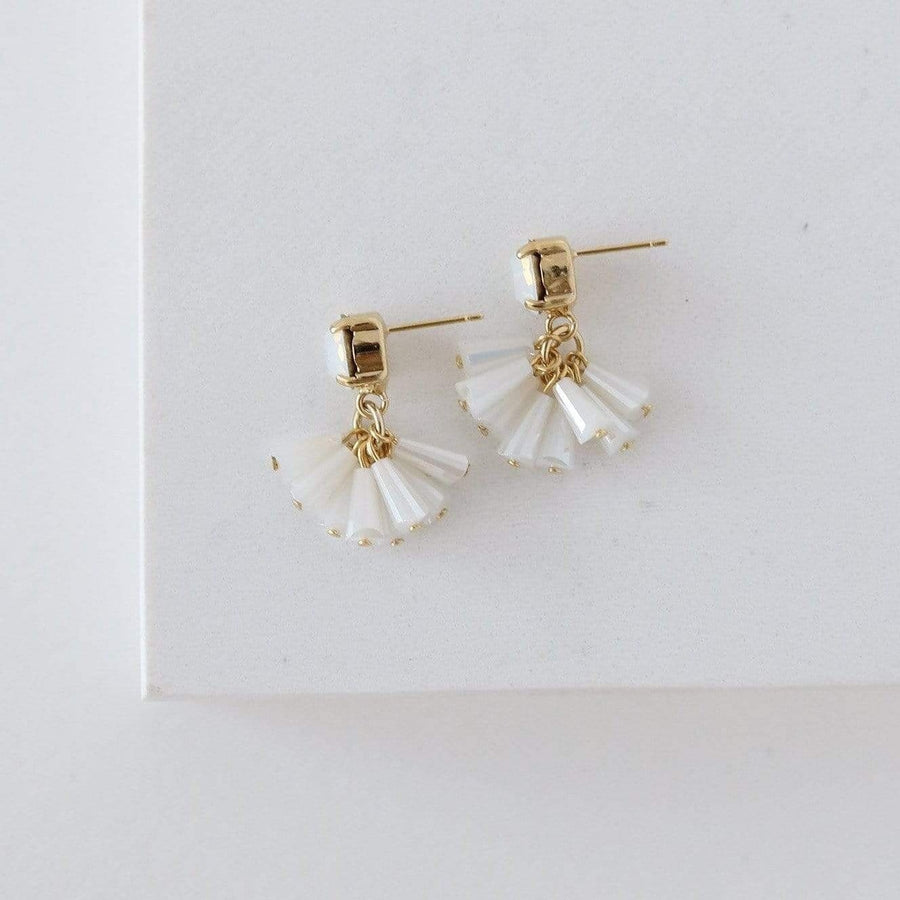Crystal Confetti Earrings