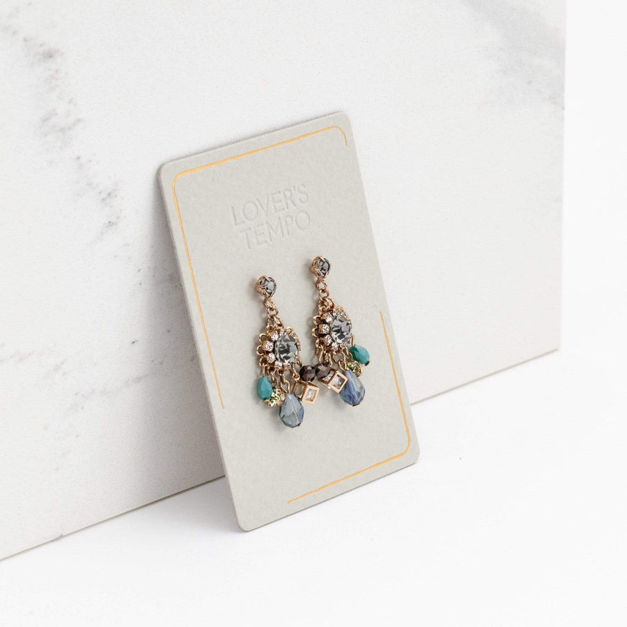 Bloom Chandelier Earrings