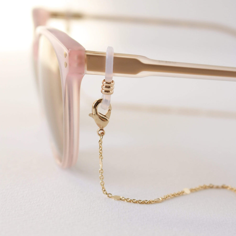 Everly Convertible Glasses/Mask Chain