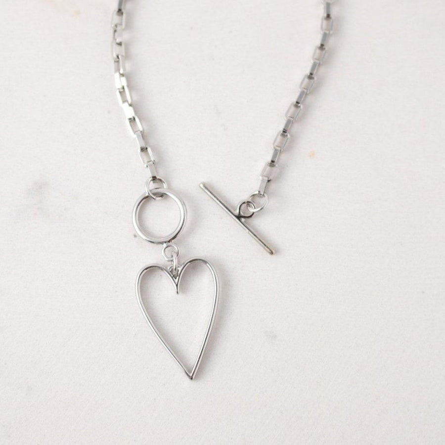 Lovestruck Heart Necklace