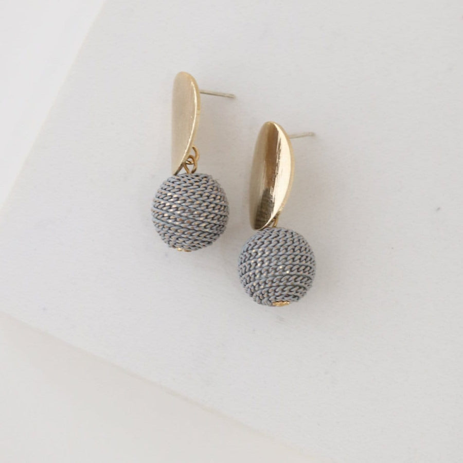 Amos Drop Earrings