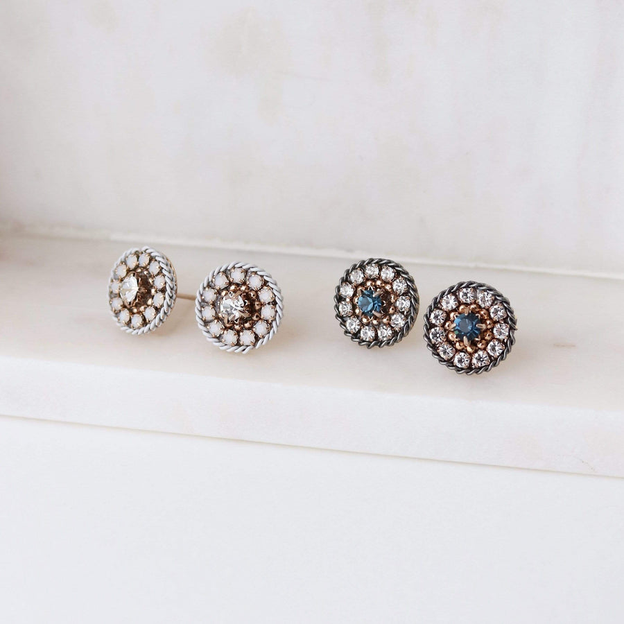 Odyssey Stud Earrings