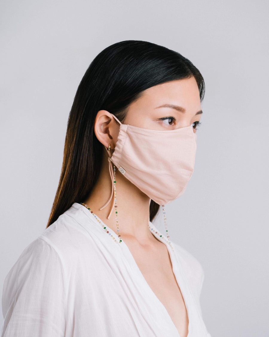 Adult Soft Cotton Mask 2 Pack
