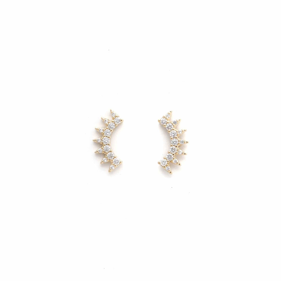 Nova Climber Earrings