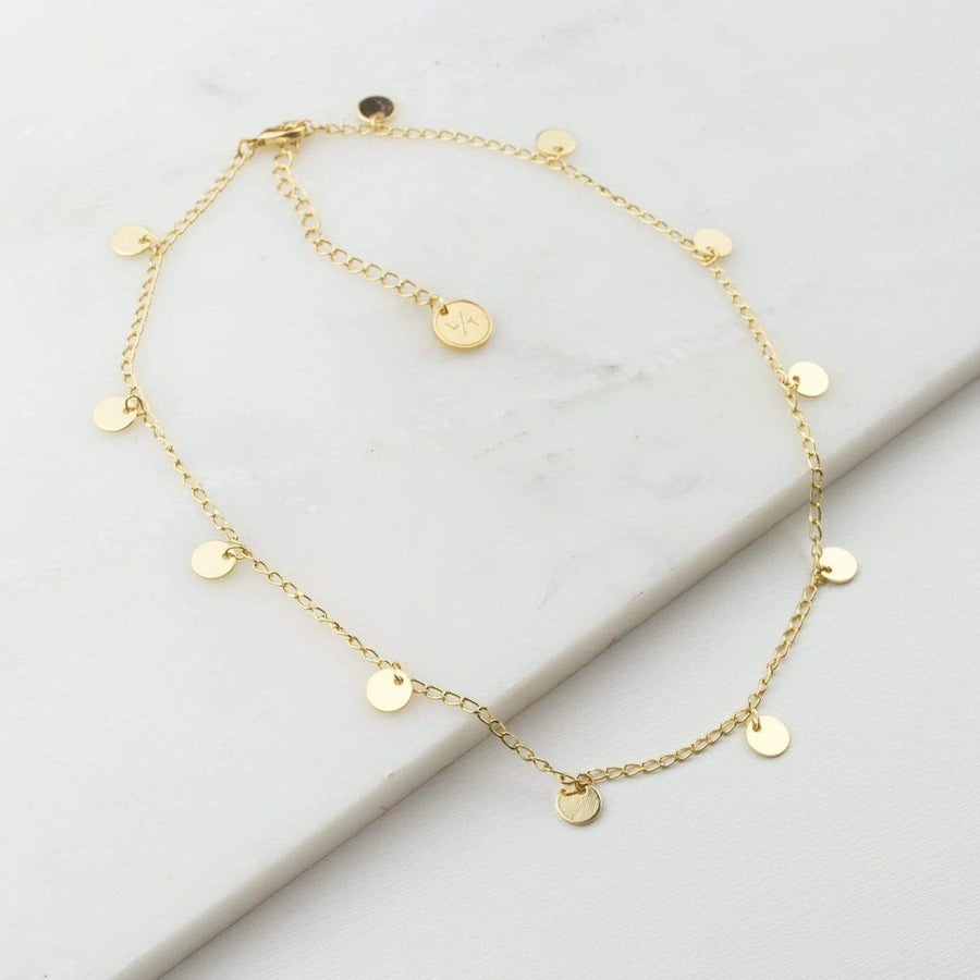 Fool's Gold Choker