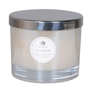 Medium Sandalwood Jar Candle