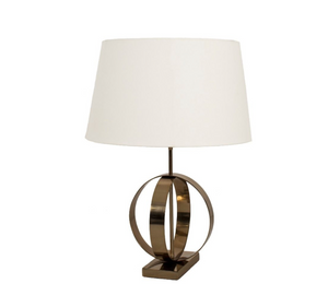 Gold Luna Table Lamp