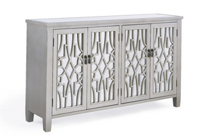 Juliet Champagne Mirrored Sideboard