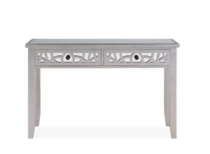 Juliet Champage Mirrored Console