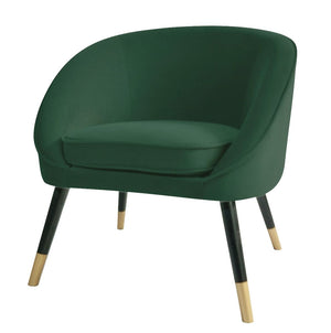 Oakley Tub Chair Green