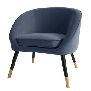 Oakley Tub Chair Blue