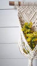 Load image into Gallery viewer, Macrame Bowl Plant Hanger