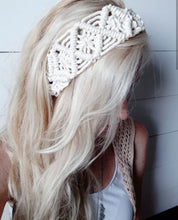 Load image into Gallery viewer, Macrame Headband - Adult