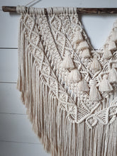 Load image into Gallery viewer, Macrame Wall Hanging - Ava