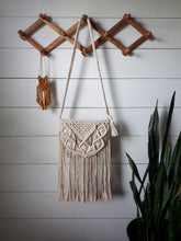 Load image into Gallery viewer, Macrame Purse - Isabella
