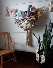 Load image into Gallery viewer, Macrame Toy Net