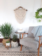 Load image into Gallery viewer, Macrame Wall Hanging- Kelis