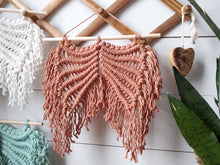 Load image into Gallery viewer, Macrame Angel Wings