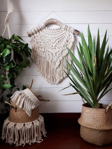 DIY Macrame Mini Banner Kit