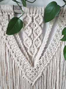 DIY Macrame Wall Hanging Kit - Intermediate