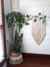 Load image into Gallery viewer, DIY Macrame Wall Hanging Kit - Intermediate