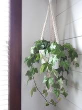 Load image into Gallery viewer, DIY Macrame Plant Hanger Kit