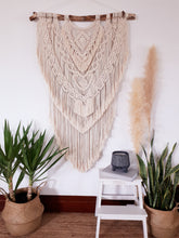 Load image into Gallery viewer, Macrame Wall Hanging - CiCi