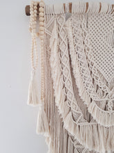Load image into Gallery viewer, Macrame Tassel and Beads