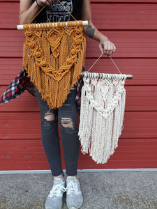 Macrame Wall Hanging - Lorelei
