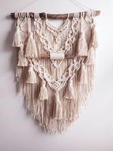 Load image into Gallery viewer, Macrame Wall Hanging - Aurora