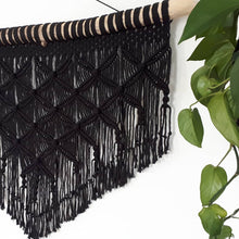 Load image into Gallery viewer, Macrame Wall Hanging - Flora