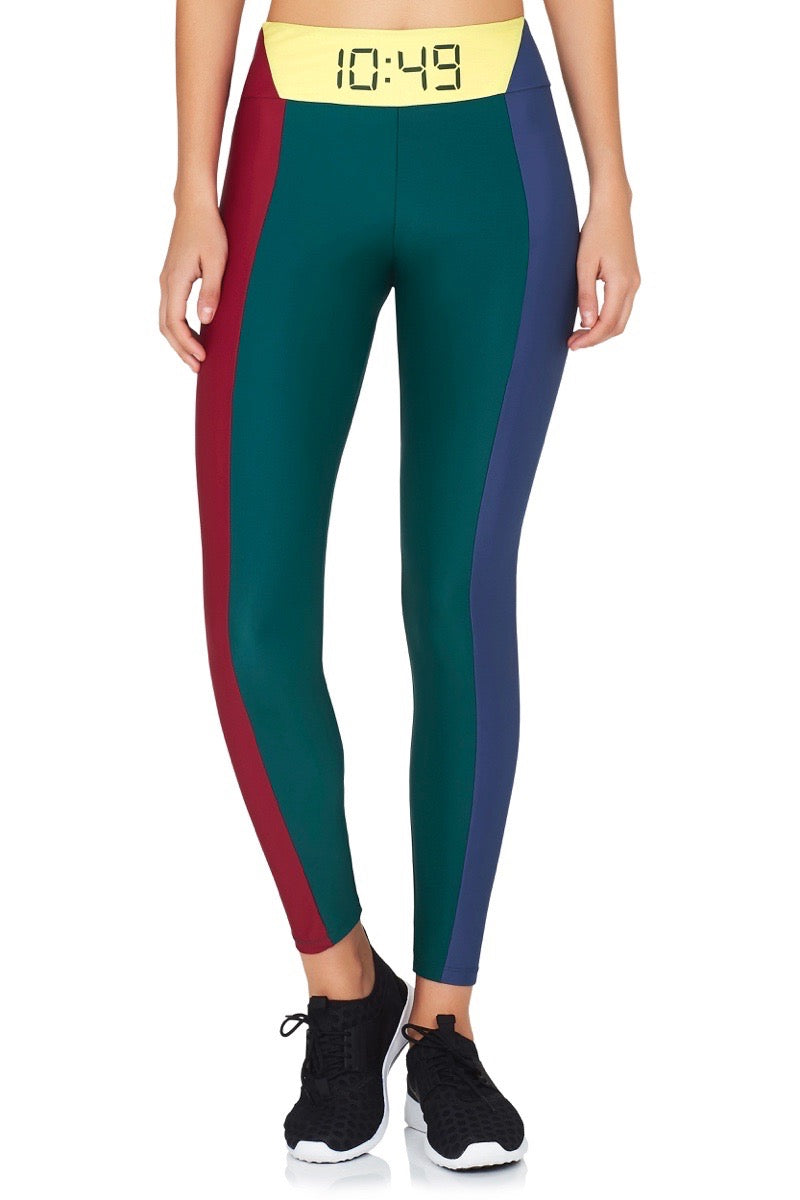 Olympiastadion Leggings Green