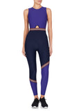 Rio 2016 Jumpsuit Blue Purple