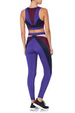March 06:22 Sports Bra Blue Purple