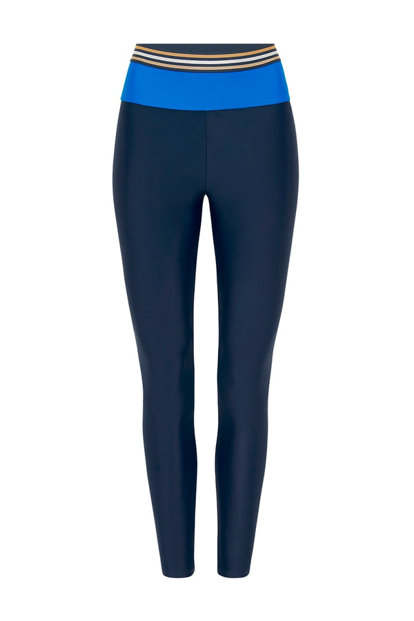The Hydrogen Olympia Leggings Water