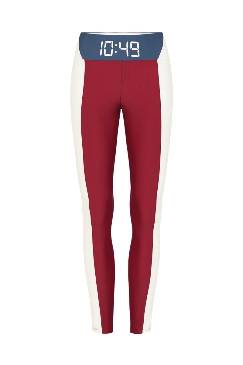 Olympiastadion Leggings Red