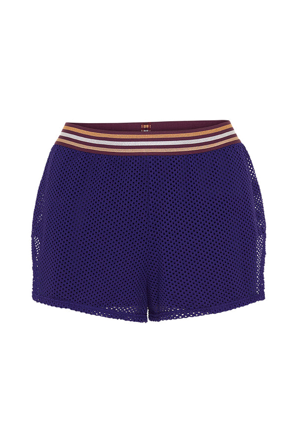St Louis 1904 Shorts Blue Purple