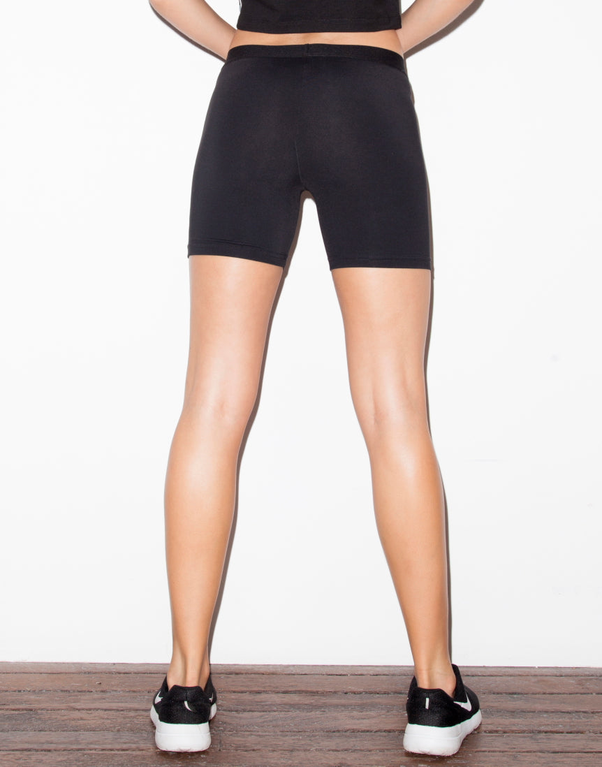 Bravura Shorts Black