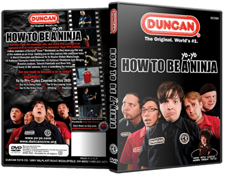 DVD - How to be a YoYo Ninja