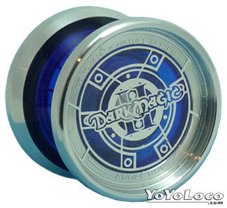 YoYoJam Dark Magic, Blue Transparent
