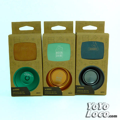 Basecamp YoYos - Collectors Set