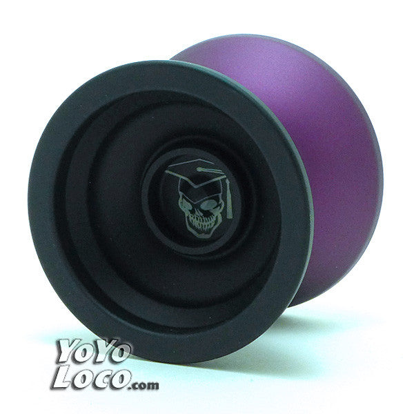 General Yo Prophecy YoYo, Smartass, Violet / Black