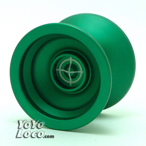 General Yo Prophecy YoYo, Solid Green