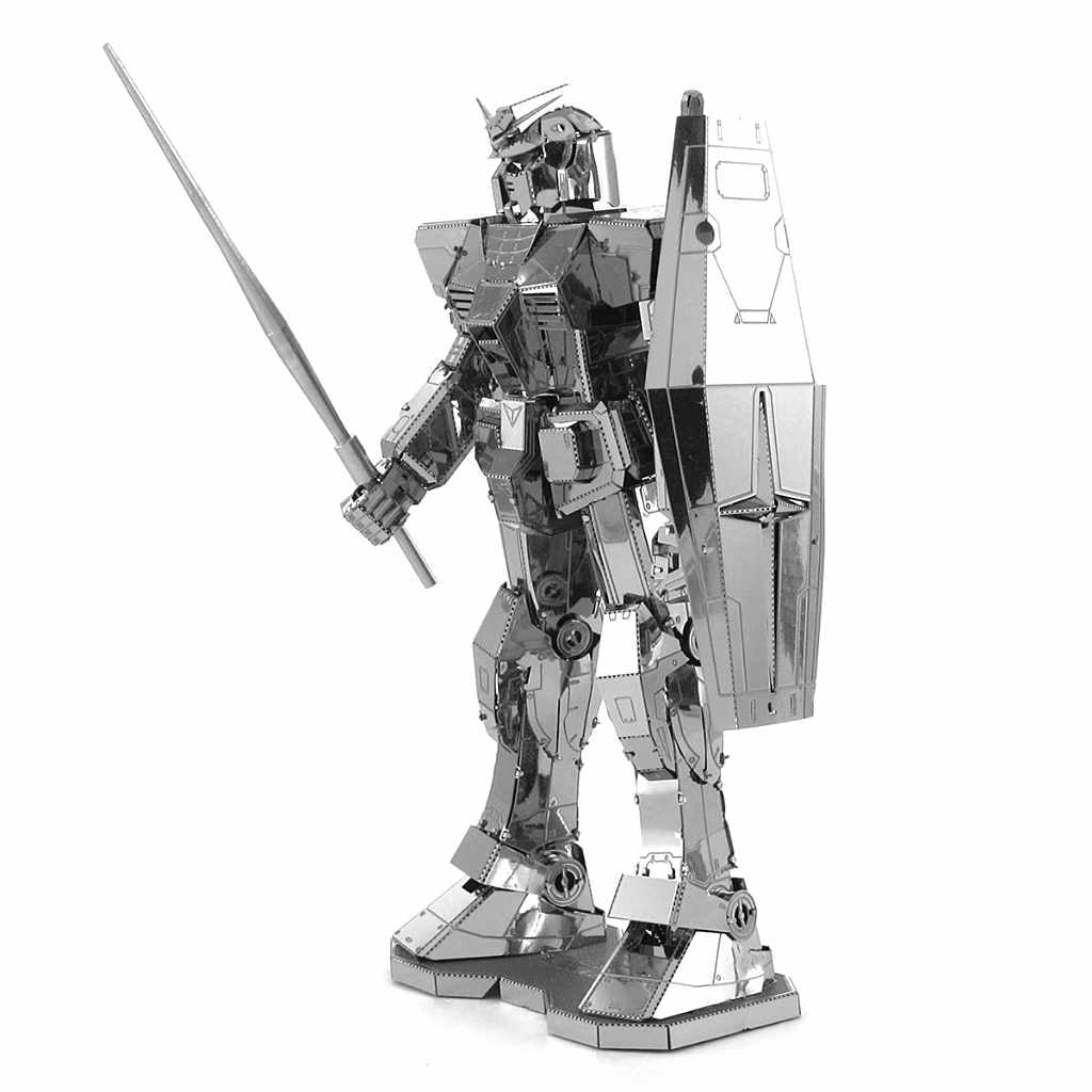 Gundam ICONX 3-D Metal Model