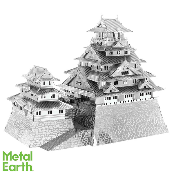 Osaka Castle ICONX 3-D Metal Model