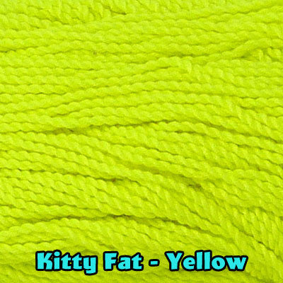Kitty Fat YoYo String