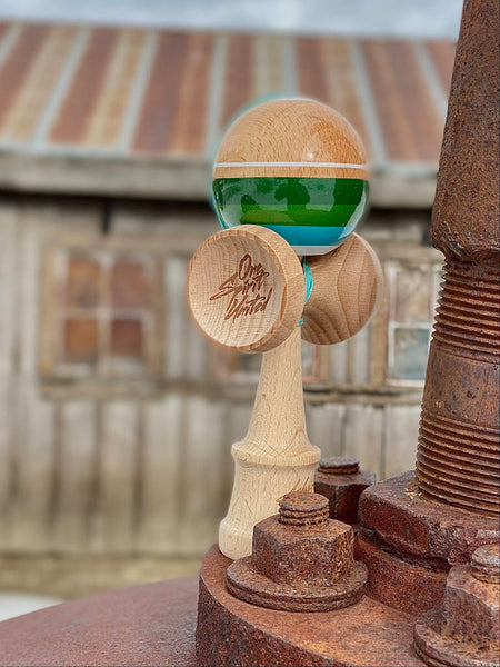 KROM Ashigaru Kendama, outside at shed