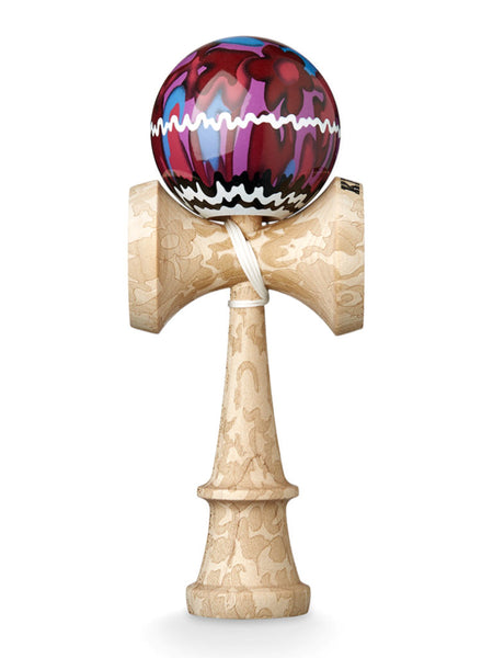 KROM PLASTICITY Kendama - HALO (purple) color